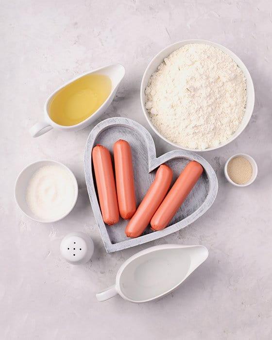 Как пожарить сосиски на сковороде: необходимые продукты