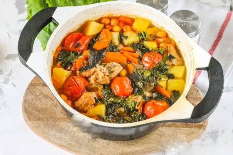 Бозбаш, азербайджанский рецепт