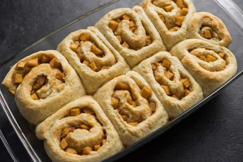 Горячие булочки синнабоны